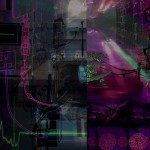 Death collage
