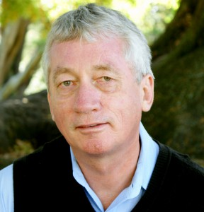 Frans de Waal studies and teaches primate behavior at Emory University. (Photo: Emory Univ.)